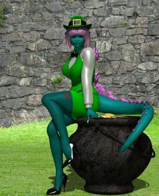 Happy St. Patrick's Day by shadowblade316