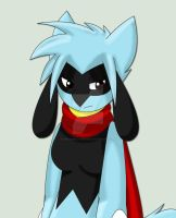 Shell The Riolu by Sonic201000