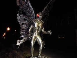 Mothman by joshw2005