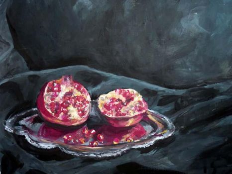 Pomegranate by Love-and-mascara