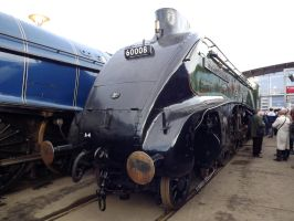 The Great Goodbye - 60008 'Dwight D. Eisenhower' by 2509-Silverlink
