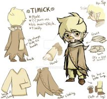 Timick-my original character by sp415