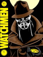 Rorschach  ReMastered by Thuddleston