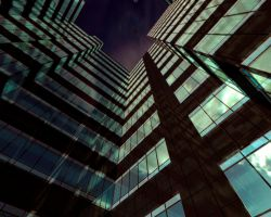 Glass tower 3 by felixj3130