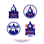 World Humanist Congress 2014 creative designs by ashrel