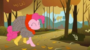 Pinkie in November by AngeOMGWTFBBQ