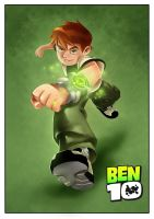 Ben 10 by judson8