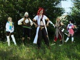Tales of the Abyss by rosieru-chan
