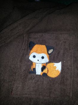 Robe pocket by GlitterFox