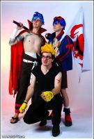 Team Gurren Lagann ready!!!! by team----awesome