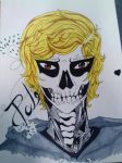 Tate Langdon by dragonluver98