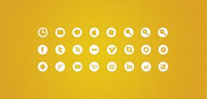 FREE PSD: Icons Set by ait-themes