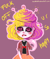 F OFF by SuicideLolita