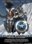 Captain America: The Winter Soldier Poster by Timetravel6000v2
