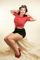 Pin Up by MelissaRTurner