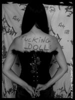 Fucking doll by Bloody-lilith