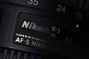 I Heart Nikon by cyspence