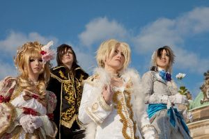 Versailles Winter Shooting by Tanbi-no-Kami