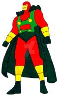 Mister Miracle by Durangl