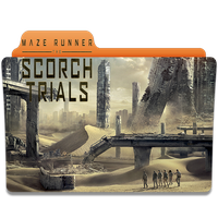 Maze Runner : The Scorch Trials Folder Icon by gterritory