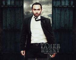 TAMER Does Not Know The Fear by adriano-designs