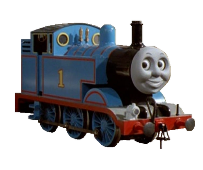 Thomas Transparent (Season 1 Version) by EngineNumber14