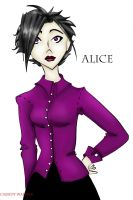 Alice Cullen by AuthorArtemis