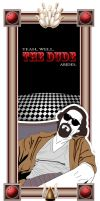 The Big Lebowski: The Dude by petemag