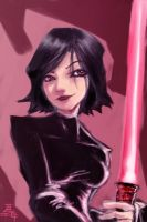 Sith lady by Zeng