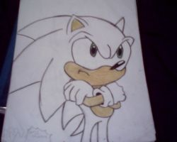 Sonic 3 by beartic9871