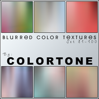 Blurred Color Textures 5 by magdalena-stock