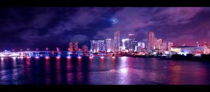 Miami - In the city of dreams by PURErube