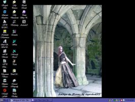 Amongst the Ravens Desktop by slayerchick303-stock