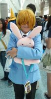 Anime Expo 2012: Honey Sempai Cosplay by bluupanda