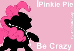 Ipod My Little Pony Version (Pinkie Pie) by AndreaSemiramis