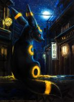 Umbreon by kenket