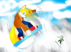 The Half-Pipe by kittygurl521
