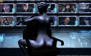 Mourning of the Shadow Broker - 30000 Pageviews by Euderion