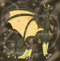 New dragon dude by dragonrace