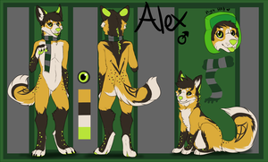 Alex reference 2014 by Mishamutt