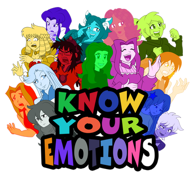 Know your emotions by ZeFrenchM