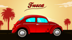Fusca 76' by PoisonedLemonade