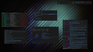 Arch + Openbox by gurhush