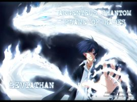 Code:Breaker 200: Ogami Rei - Leviathan by AR-UA