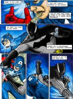 batman vs captain america pg 6 by rocksilesbarcellos