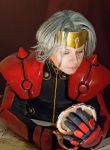 Dilandau cosplay - The vision of Escaflowne 2007 by alberti