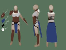Costume Armor Design by thedandmom