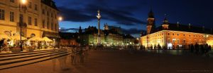 Old Town in Warsaw by RivenPine