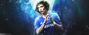 David luiz by casiddu10design