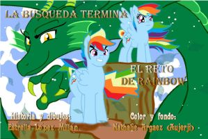 My Little Pony portada 3 by reina-del-caos